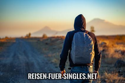 Reisen für Singles | Du willst nicht alleine reisen