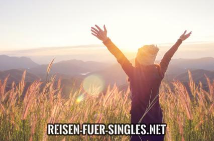 Singlereisen zum verlieben