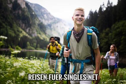 Singlereisen ab 20