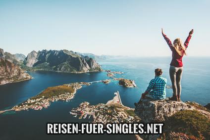 Singlereisen ab 25