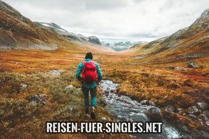 Reisen für Singles ab 40