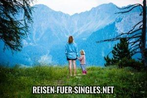 Urlaub Single mit Kind