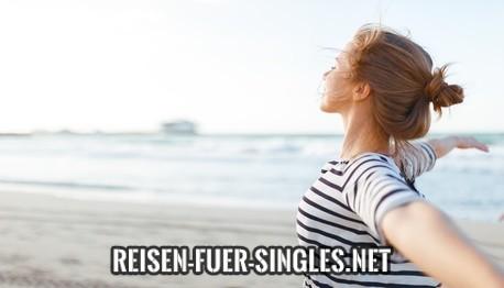 Reisen für Singles 50+ | Du willst reisen? | REISE ALS SINGLE