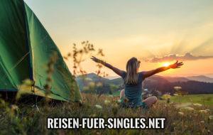 Reisen für Singles ab 35