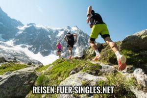 Geführte Wanderreisen für Singles