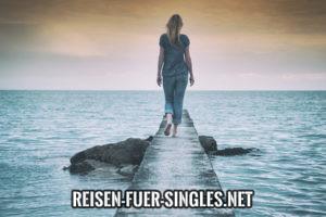 Urlaub für Singles über 50